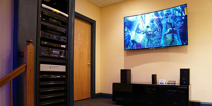 Soporte de pared para televisores oled curvos en bogota - Colocar fotos en pared ...